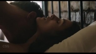 Keira Knightley all HOT Sex Scenes in Aftermath (2019)