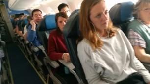 Bulge Flash in Airplane