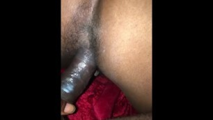 Late Night Creampie Thick Load of Cum Pulsating BBC Close up
