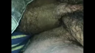 Quickie with Younger Mixed Married BBW & a BBC