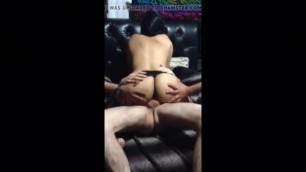 Desi Girl Rides Cock at Sex Party