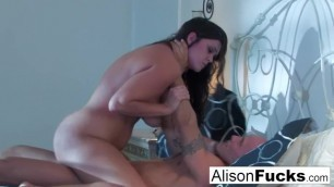 Alison and her Male Gigolo