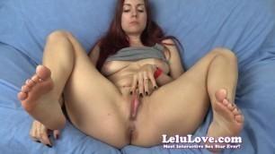 Lelu Love-Lick my Feet and Pussy JOE
